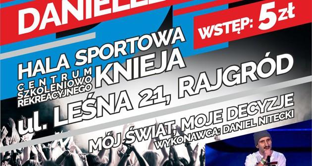 Koncert Daniela Niteckiego